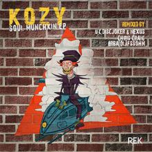 KoZY - SOUL MUNCHKIN EP