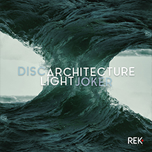 DISCJOKER / LIGHT ARCHITECTURE - DISC ARCHITECTURE LIGHT JOKER